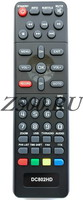 Пульт Cadena CDT-1671S (DC802HD)