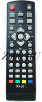 Пульт Doffler DVB-T2P11 (RX-511)