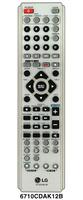 Пульт LG 6710CDAK12B (AKB32203607)