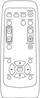 Пульт Hitachi CP-X275
