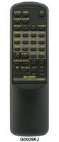 Пульт Sharp G0009KJ