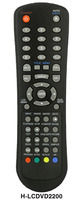 Пульт Hyundai H-LCDVD2200