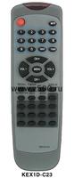 Пульт Hyundai KEX2C-C9 (KEX1D-C23)