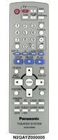 Пульт Panasonic N2QAYZ000005 (N2QAYZ000004)