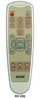 Пульт BBK FSA2800 (RC-036R)