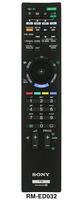 Пульт Sony RM-ED032