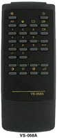 Пульт Finlux VS-068A