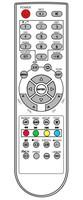 Пульт Fusion TVD34