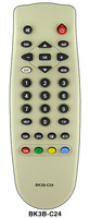 Пульт ChangHong DVB-S6000R (BK3B-C24)